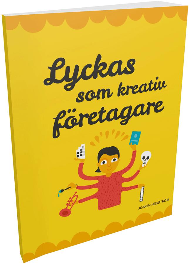 Lyckas som kreativ företagare, av Region Östergötland